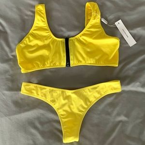 "Coulbourne ""Bond"" Bikini Set"